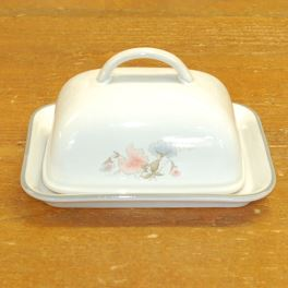 Denby Encore  Butter Dish - Domed
