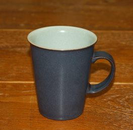 Denby Energy Charcoal/Green Large Mod Mug
