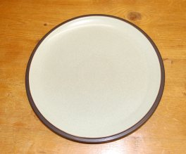 Denby Energy Charcoal/Green Salad/Dessert Plate