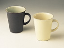 Denby Energy White/White Large Mod Mug