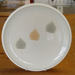 Denby Energy Leaf Dinner Plate