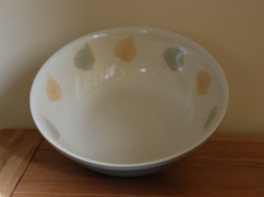 Denby Energy Leaf Large Pasta/Salad Bowl