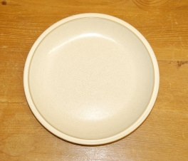 Denby Energy White/White Dinner Plate