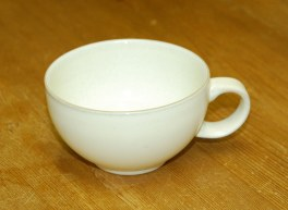 Denby Energy White/White Tea Cup