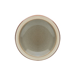 Denby Fire Green Teaplate