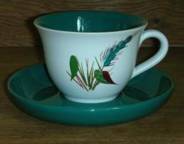 Denby Greenwheat  Tea Cup