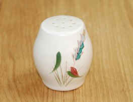 Denby Greenwheat  Pepper Pot