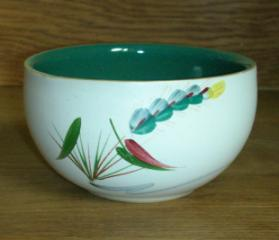 Denby Greenwheat  Sugar Bowl
