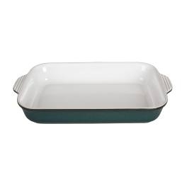 Denby Greenwich  Large Rectangular Oven Dish