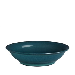 Denby Greenwich Discontinued Medium Shallow Bowl  sc 1 st  Tableware For Life & Low prices on Denby Greenwich with fast delivery