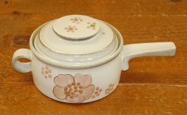 Denby Gypsy  Casserole Dish with Stick Handle