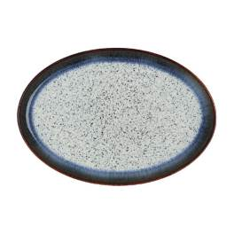 Denby Halo  Medium Oval Tray