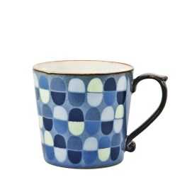 Denby Heritage Fountain Accent Large Mug