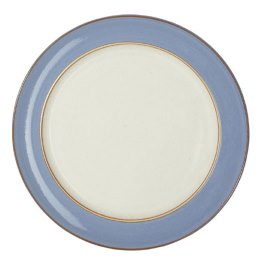 Denby Heritage Fountain  Extra Large Wide Rimmed Plate