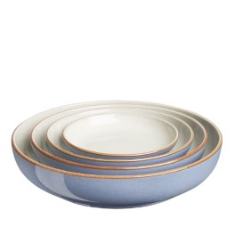 Denby Heritage Fountain  Nesting Bowl Set