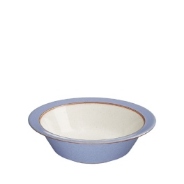 Denby Heritage Fountain  Rimmed Cereal Bowl