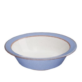 Denby Heritage Fountain  Rimmed Small Bowl