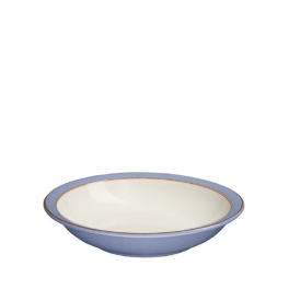 Denby Heritage Fountain  Shallow Rimmed Bowl