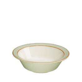 Denby Heritage Orchard Discontinued Rimmed Cereal Bowl