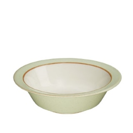 Denby Heritage Orchard Discontinued Rimmed Small Bowl