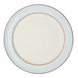 Denby Heritage Pavilion Discontinued Extra Large Wide Rimmed Plate