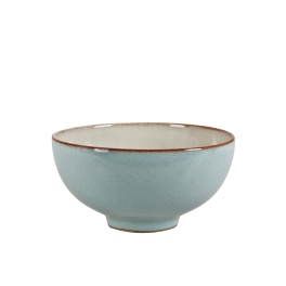 Denby Heritage Pavilion Discontinued Rice Bowl