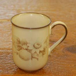 Denby Images  Straight Mug - ? shaped handle