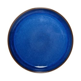 Denby Imperial Blue  Coupe Dinner Plate