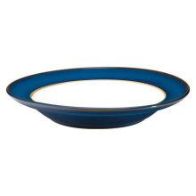 Denby Imperial Blue  Extra Large Wide Rimmed Bowl