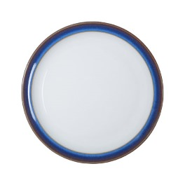 Denby Imperial Blue  Medium Deep Plate