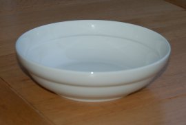 Denby Intro White  Soup/Cereal Bowl