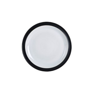 Denby Jet Black Medium Plate
