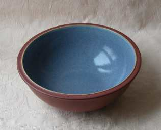 Denby Juice Berry Soup/Cereal Bowl