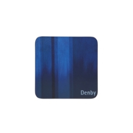 Denby Accessories Colours Blue Coasters - Set of 6