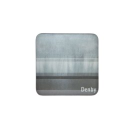 Denby Accessories Colours Grey Coasters - Set of 6