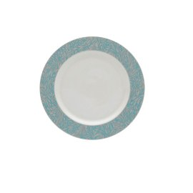 Denby Monsoon Lucille Teal  Salad Plate