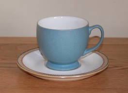Denby Luxor  Tea Cup and Saucer