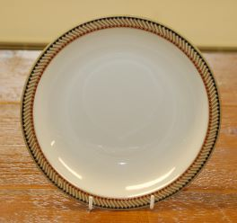 Denby Luxor Rimmed Bowl & Discontinued Denby Luxor in stock now - buy online