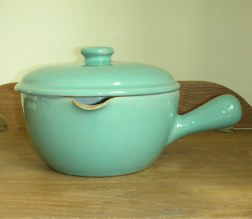 Denby Manor Green  Casserole Dish with Handle