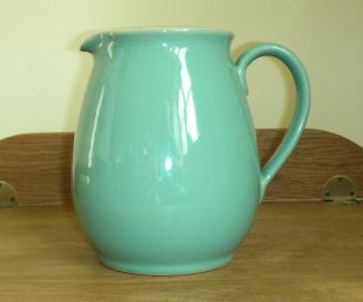 Denby Manor Green  Jug - Medium