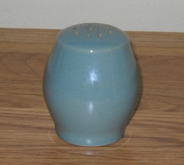 Denby Manor Green  Pepper Pot - Small