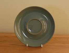 Denby Manor Green  Tea Saucer