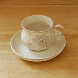 Denby Maplewood  Tea Cup and Saucer