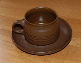 Denby Mayflower  Tea Cup and Saucer
