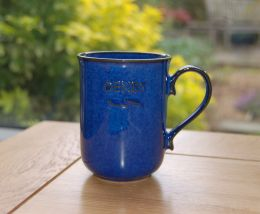 Denby Metz  Straight Mug (with logo)