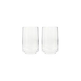 Denby Natural Canvas  Large Tumblers (pack of 2)