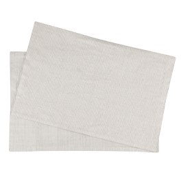 Denby Natural Canvas Textile Placemats - Set of 4