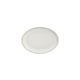 Denby Natural Canvas  Small Oval Tray