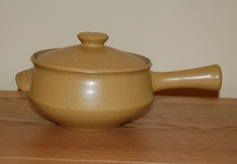 Denby Ode  Casserole Dish with handle