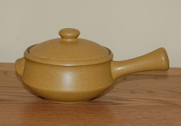 Denby Ode  Individual Soup with handle